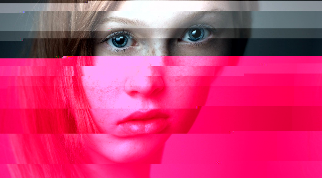 How to glitch JPG images with data corruption | Datamoshing